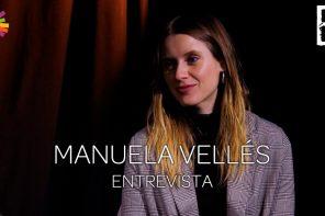 Entrevista a Manuela Vellés:  Donde convergen la interpretación y la música