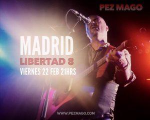 PEZ MAGO @ Café Libertad 8