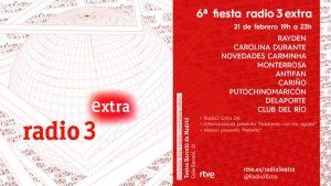 6ª FIESTA DE RADIO 3 @ Teatro Barceló