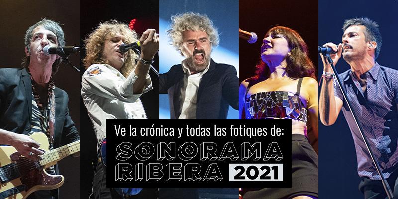SIDONIE EN SONORAMA 2021